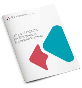 DO's and DONT's For Designing A Successful Webinar