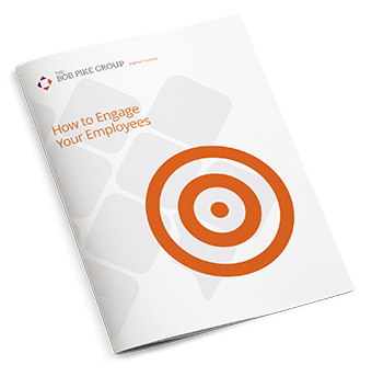 Bob Pike Group Guide to Employee Engagement