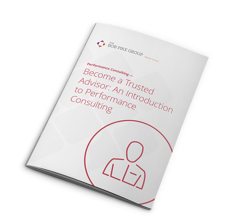 An Introduction to Performance Consulting