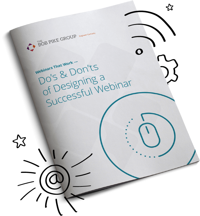 Free Training Guide: Do's & Don'ts of Designing a Successful Webinar