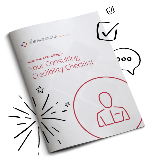 FREE Resource Guide: Performance Consultant's Credibility Checklist
