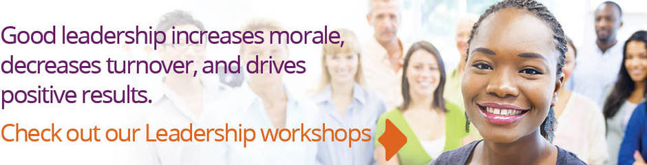Leadership and Development Workshops by The Bob Pike Group