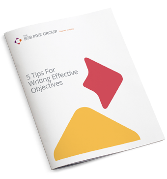 5 Tips For Writing Effective Objectives