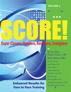 SCORE! Super Closers, Openers, Revisiters, Energizers, volume 3
